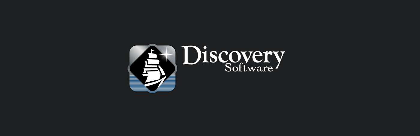 Discovery software header